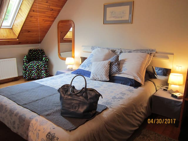 BnB private access / easy roads / Option: Organic - Botmeur - Bed & Breakfast