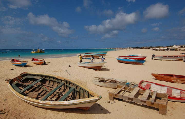 Sal Cape Verde - Apartment with wi-fi
