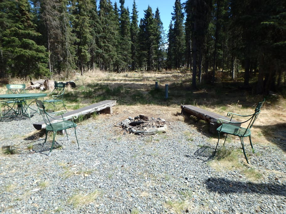 Firepit for Your Outdoor Enjoyment on 1 Acre
