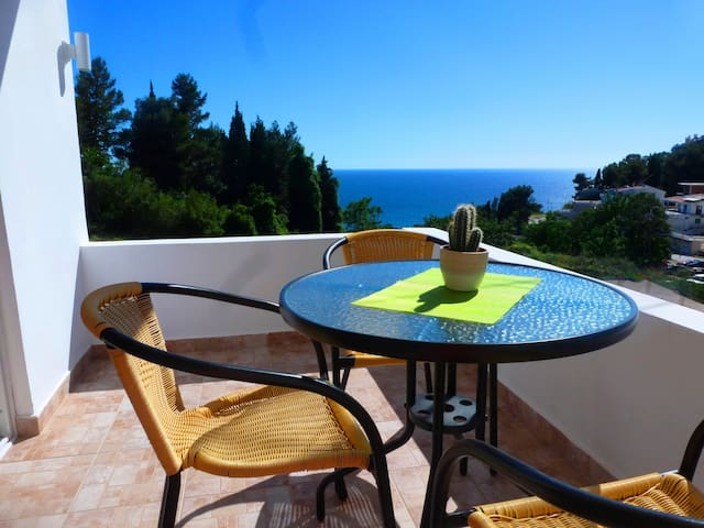 """Panoramic views from Deluxe Studio """"Lungo Mare"""""""