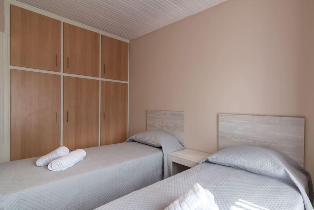 Δεύτερο υπνοδωμάτιο