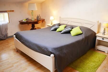 chambre 1 lit 160 et 1 lit 90