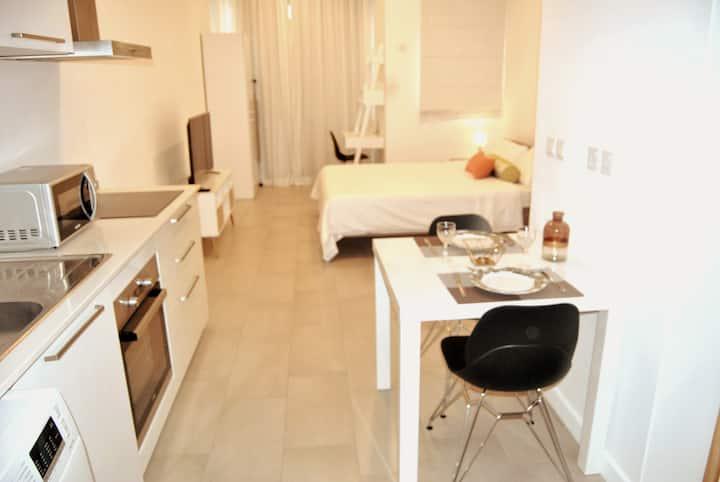 Studio 208 Ebene Square Urban Living Apartments