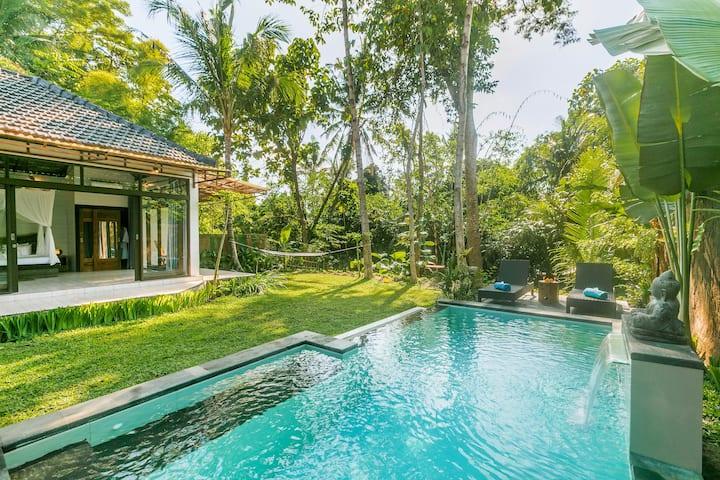 Modern luxury family villa w/ major pool WIFI 75Mb