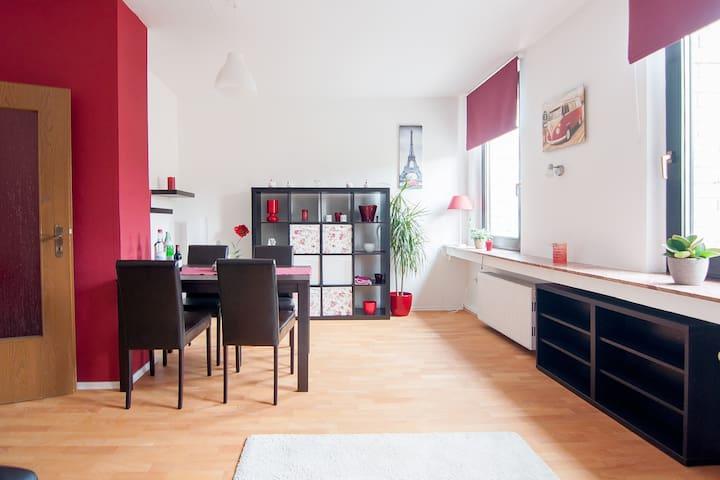 Moderne Ferienwohnung II, Hameln - Hameln - Daire