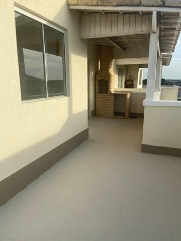 Linda cobertura - apartamento inteiro