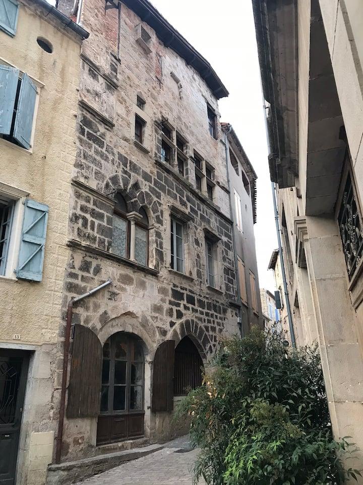 La maison médiévale