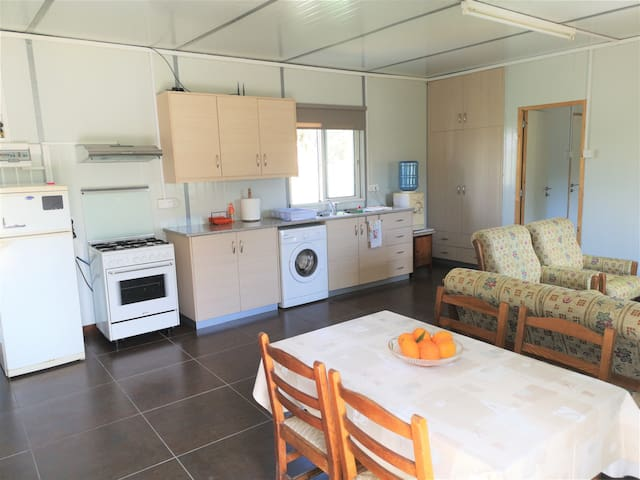 Ground Floor 2 Bedroom House 100m from the Beach