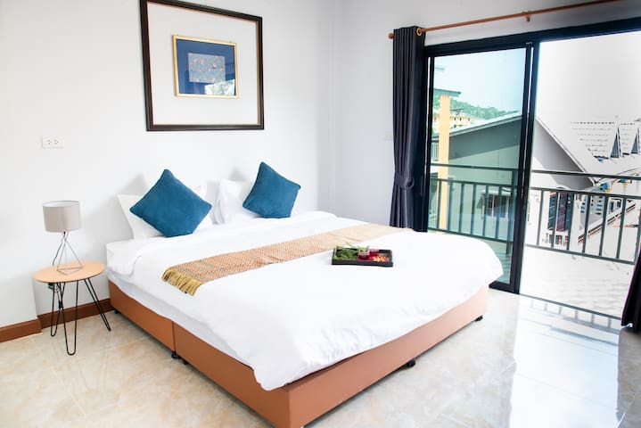 Long​ Holiday​ Good​ View​ Free​ WiFi, 37​ Sqm