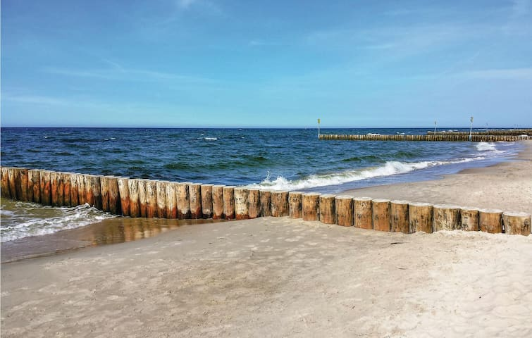 Holiday apartment with 1 bedroom on 42m² in Ustka