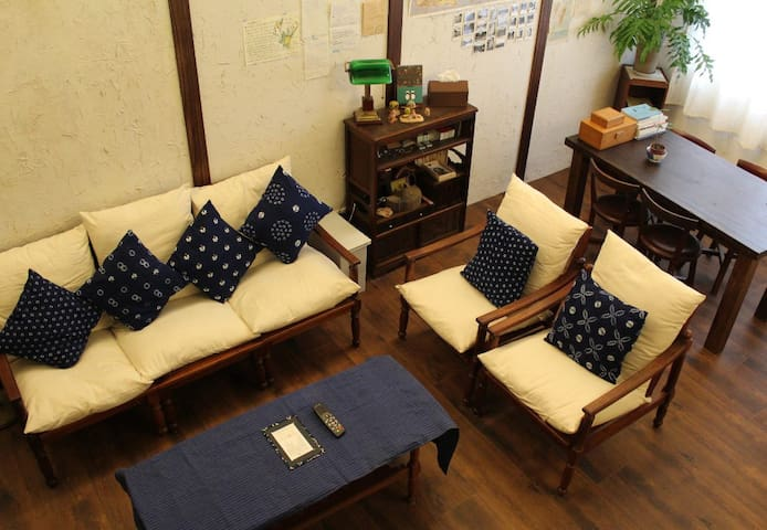 【Hualien Ruchuan】 Two-floor Japanese-style house