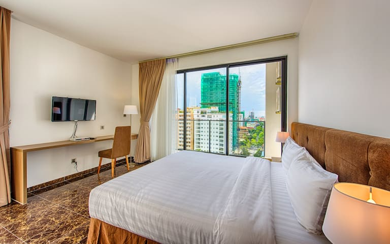 Family Suite 2 - Mansion 51 Hotel & Apartment - Phnom Penh - Appartement