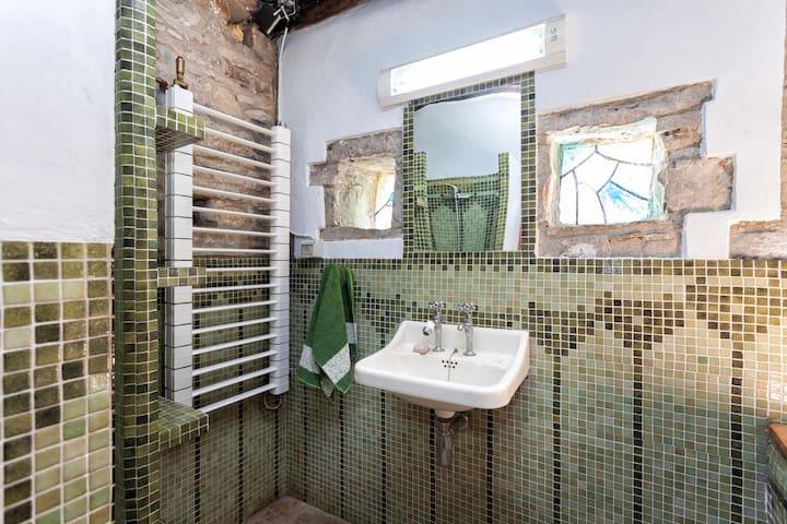 Habitación privada en increíble centro de retiros