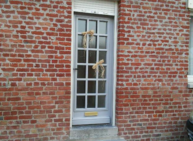 Chambre en maison individuelle - Burbure - House