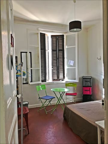 room in City center of Bastia # 3 (near harbor)