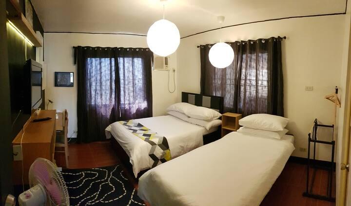 A nice comfortable room