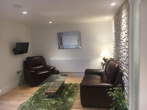 Sligo luxury romantic suite with sweeping views