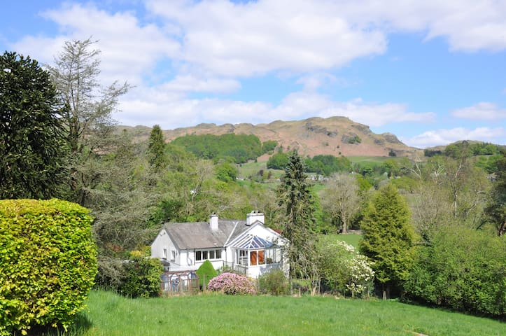 Greenbank House - a haven in the hills for ten - Ambleside - Dom