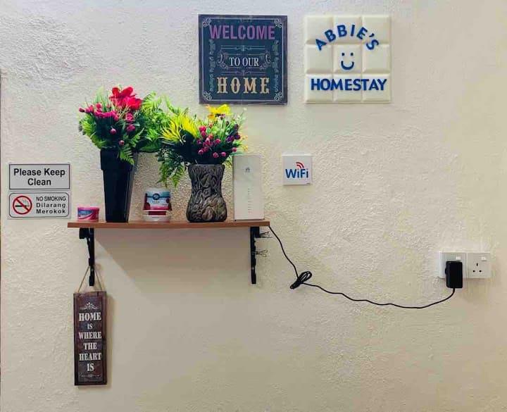 🧸🧸Abbi's Cheap Clean Comfy Homestay Butterworth🧸🧸🧸