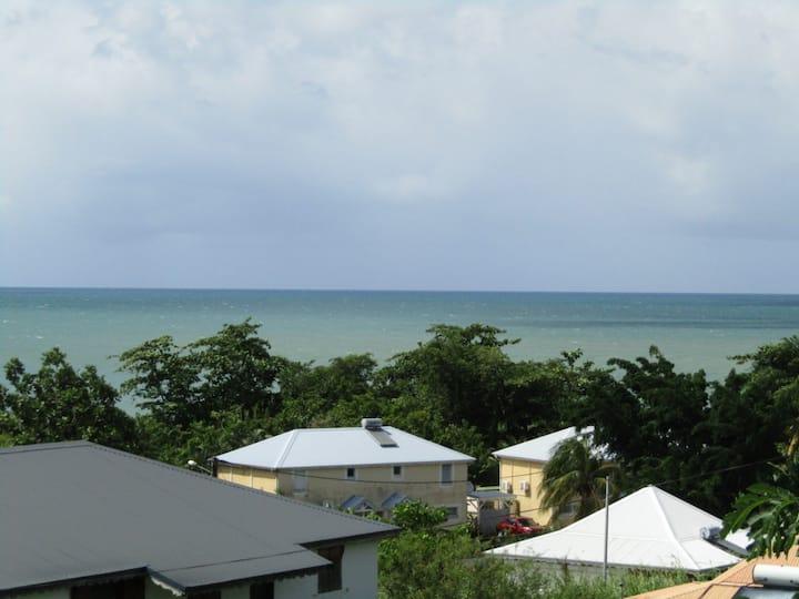 Magnifique appartement 3 pièces avec vue sur mer