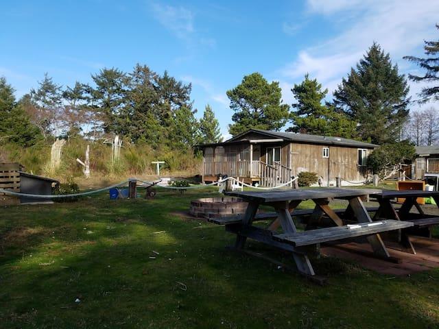 Peaceful PNW Cabin