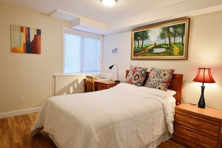 5911 - One Spacious, Cozy Private Room and Bath