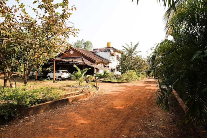 Hanchina Mane Home Stay - Gokarna - Bed & Breakfast