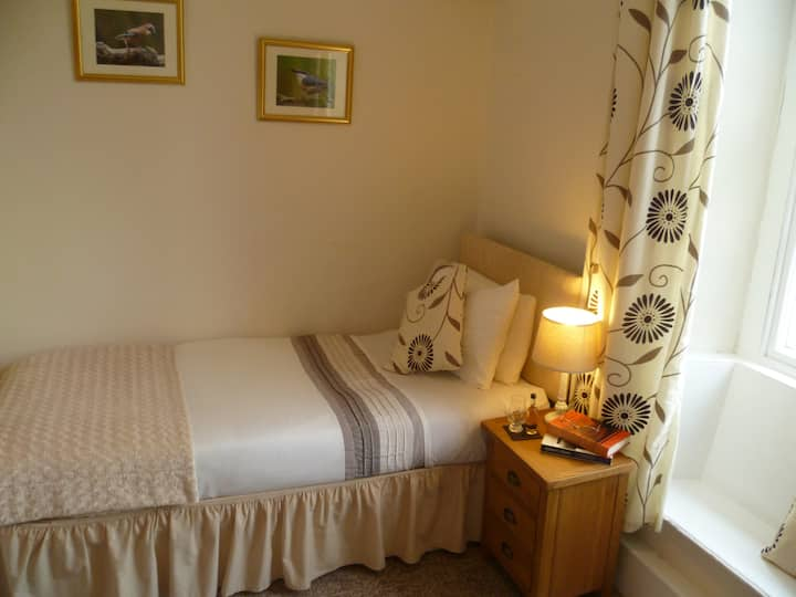 Riverside Guesthouse, Single en-suite room
