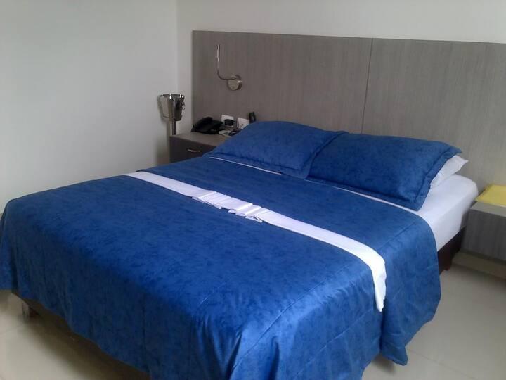 Hotel Quinta Avenida; habitación luxury