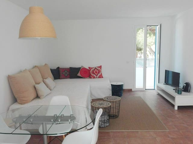 Apartment with communal pool, La Mola - Formentera - Pilar de la Mola - Apartment