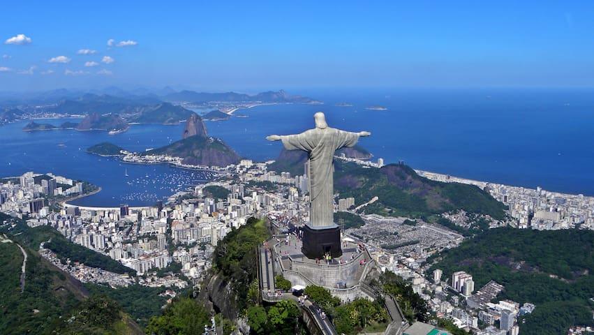Cantinho do Rio. Conforto e lazer!