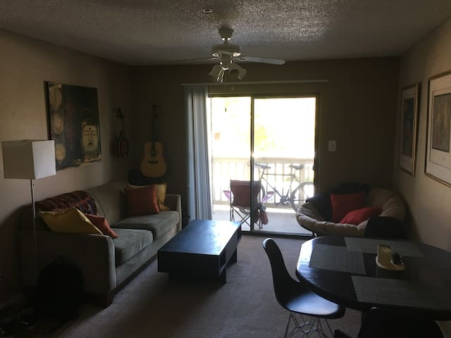 1 BDR Apt. near Downtown and Greenbelt - Boise - Apartament