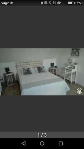 2 Chambres pour événements sur le circuit des 24h - Écommoy - Haus