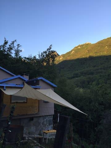 Casa nel bosco levigliani  , italia