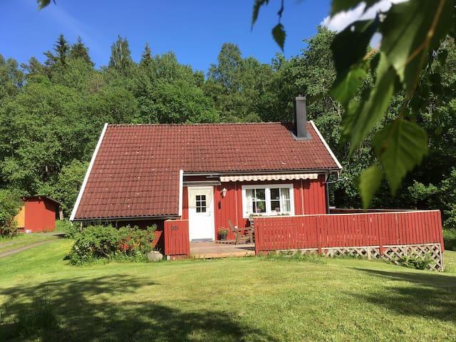 Comfortable cottage near Jönköping, Sweden