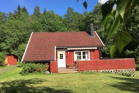 Comfortable cottage near Jönköping, Sweden
