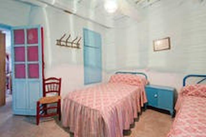 La habitación de la cocina,La casa de Paco y Ana