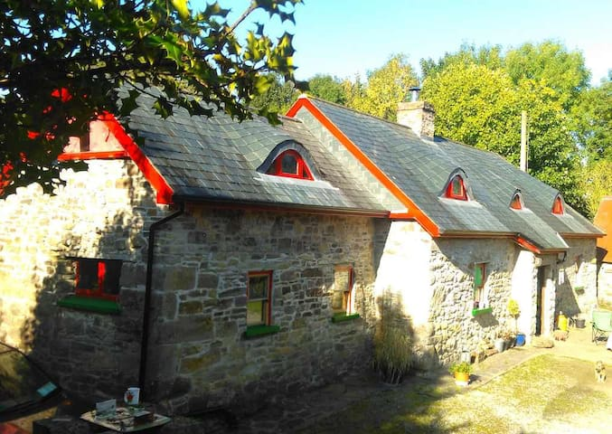 Traditional cottage in countryside - Carrick-On-Suir - House