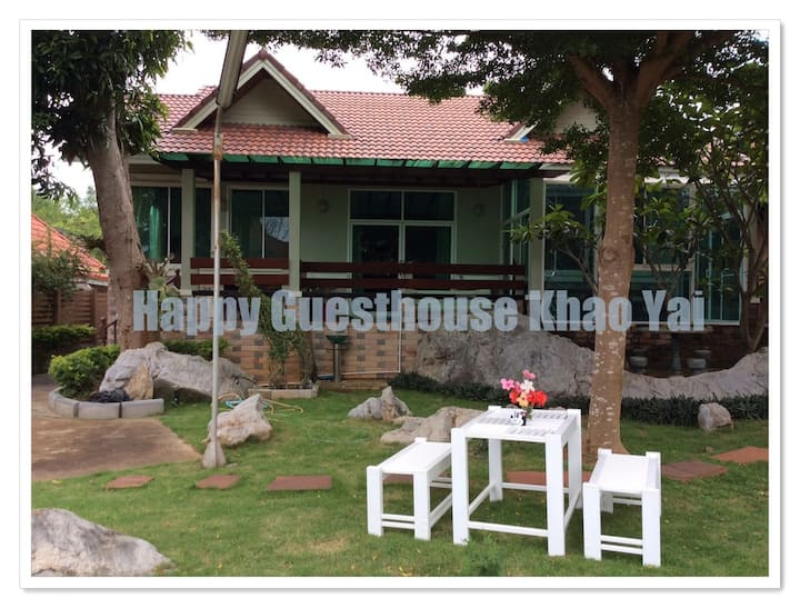 Happy guesthouse near Rimpha Music Fastival