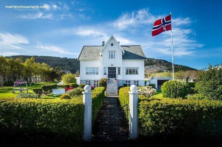 Solborg: peace, harmony and beautiful nature!
