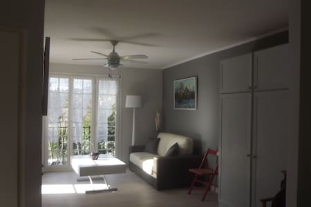 Appartement dans Parc arboré ,piscine,tennis - Peymeinade - Apartemen