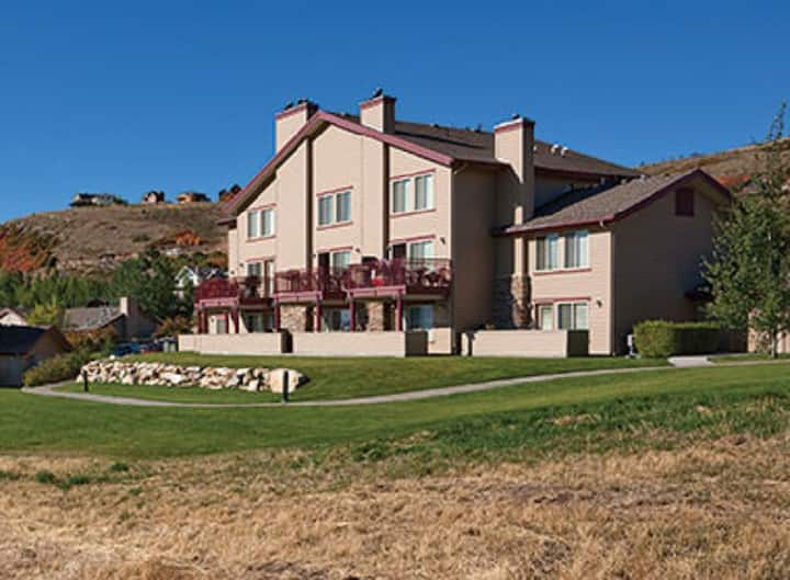 Utah Bear Lake 2 bdrm/2bt Jetted Tub Luxury resort