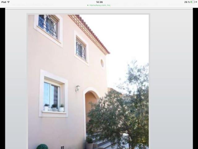 Villa tout confort  Serignan avec piscine privée