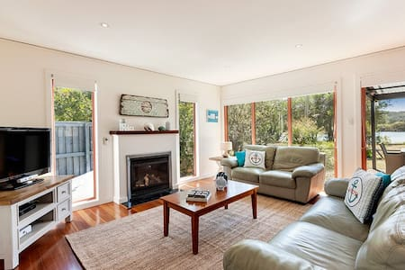 Gorgeous Waterfront Beach house Patonga - Patonga