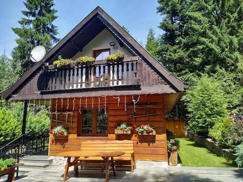 Domek u Dodka  - 70 km od Krakowa