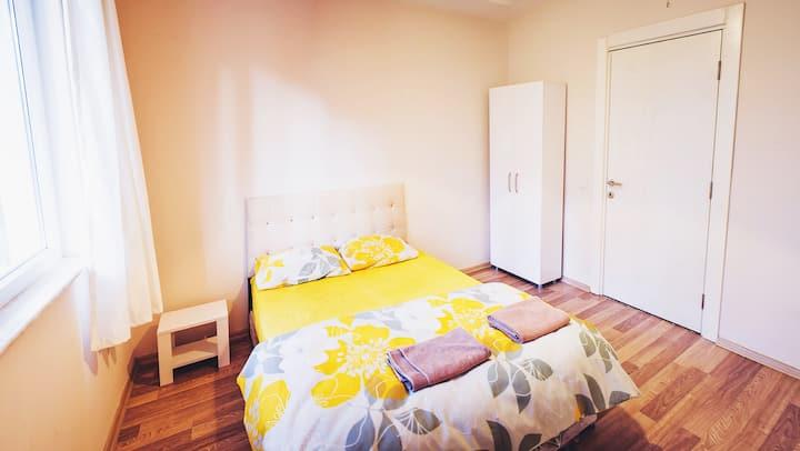 C2. Tiny One-Bedroom, WiFi, Pet-friendly