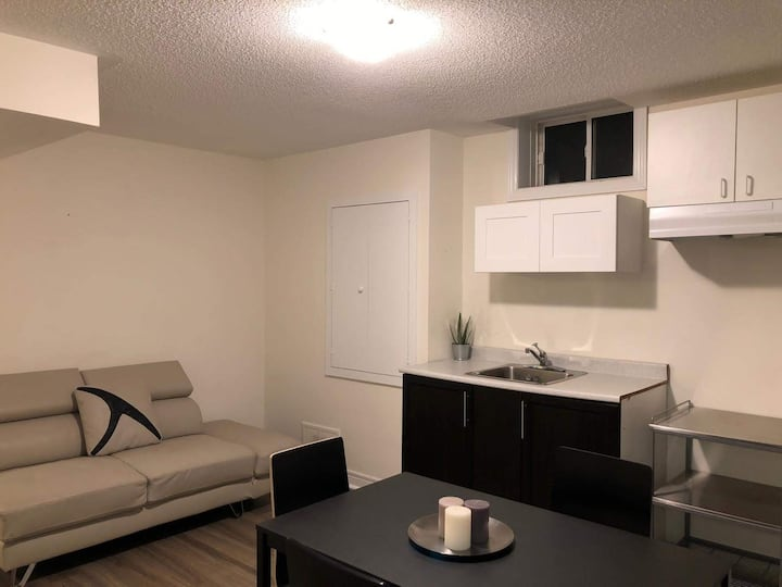 Beautiful cozy quiet apartment perfect to relax!!!