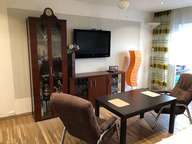 Mieszkanie w okolicy Politechniki Śląskiej