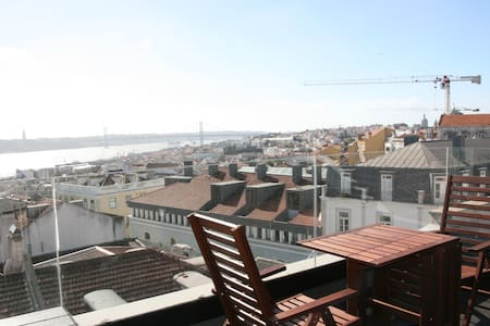 Loft Principe Real with a view - Lisboa