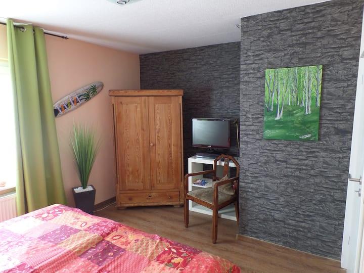 2 Räume in Essen/ Nähe Baldeneysee, Ruhrradweg